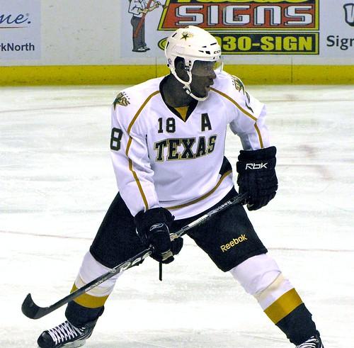 Texas Stars: Maxime Fortunus
