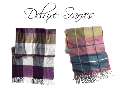 deluxe scarves