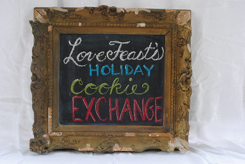 LoveFeast's Holiday Cookie Exchange