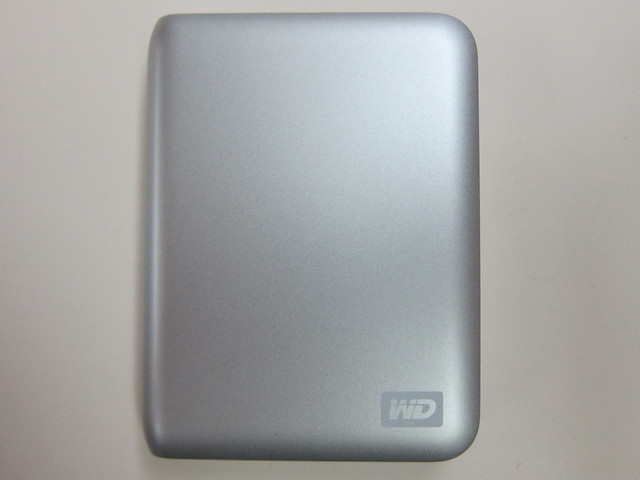 My Passport Essential SE (Silver)