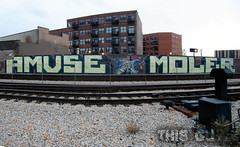 11-20-10 (206-207) - Stitch cc (This Guy...) Tags: chicago girl danger de this graffiti illinois zombie no graf side tracks chick mummy mole clearance mul abk amuse mainline moler