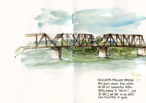 101125 Wauchope Railway Bridge