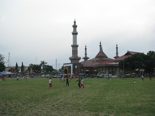(day 2) alun-alun