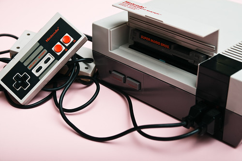 NES by godzillante|photochopper, on Flickr