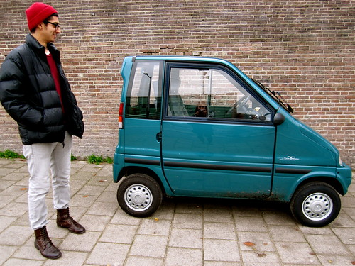 The original SmartCar