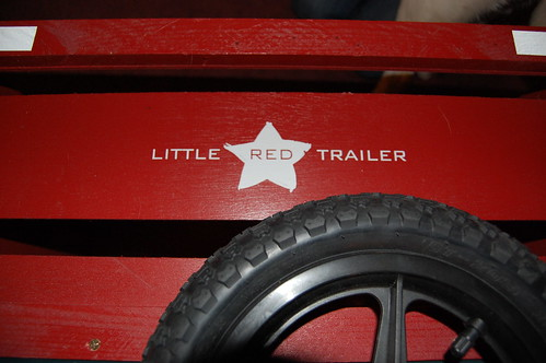 Little Red Trailer logo