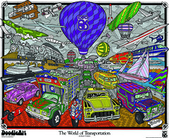 The Worlds Best Photos By Doodle Art Posters