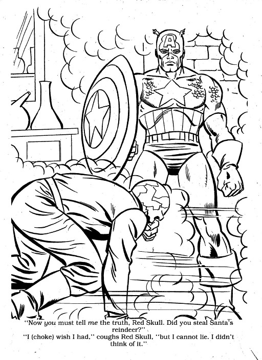 marvel christmas coloring00019