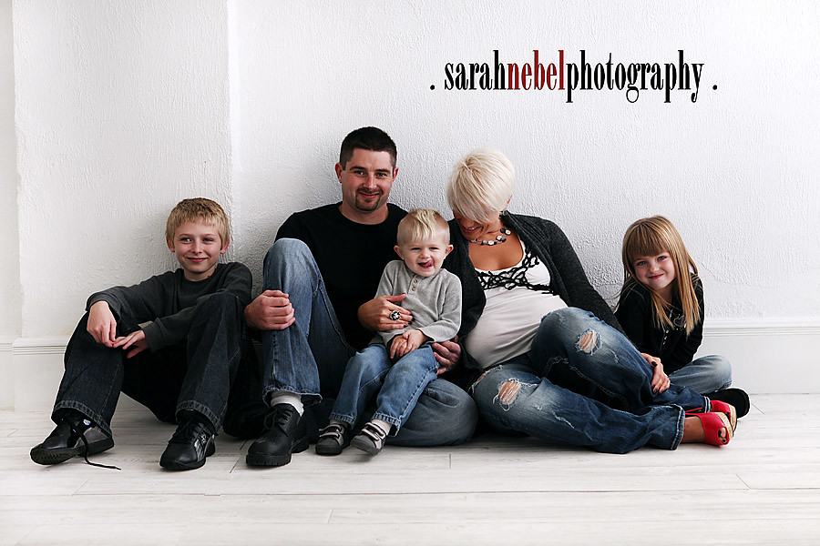 1 . the smith family .