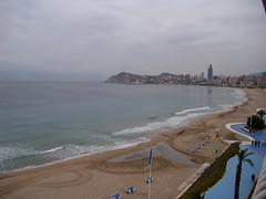 fabulosas vistas a la Bahia de Benidorm. Consulte precio a su inmobiliaria en Benidorm, Asegil www.inmobiliariabenidorm.com