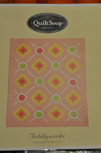 Quilt Soup Tiddlywinks pattern