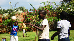 Kids at Play (dreamofachild) Tags: poverty poor orphan orphanage volleyball uganda humanitarian eastafrica pader ugandan northernuganda kitgum humanitarianaid aidsorphans waraffected childcharity lminews