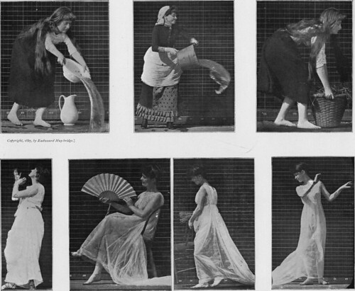 'Miscellaneous Acts of Motion', The Human Figure in Motion (1901)