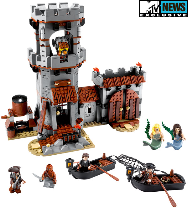General Pirates Of The Caribbean Theme Discussion Thread Lego
