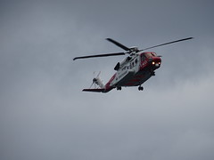 Sikorsky S-92A Serial 92-0257 Register G-MCGY N257Z used by Bristow HM Coastguard (guyfogwill) Tags: devon guyfogwill helicopter gmcgy sikorskys92a bristowhelicopters maritimeandcoastguardagency coastguard 2017 april seaton cornwall unitedkingdom gbr guy fogwill coast guard