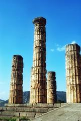 Δελφοί: Ναός του Απόλλωνα / Delphi: Temple of Apollo (i.kouts) Tags: αρχαίαελλάδα απόλλων ναόσ μαντείο δελφοί ελλάδα ancientgreece apollo temple oracle delphi greece