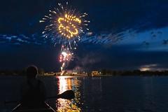 A Dangerous Situation... (deanspic) Tags: vfmc blurry fireworks blurryfireworks g3x longsault ontario canadaday cloudlightning explore