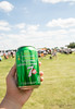 7UP (Just Caitlin) Tags: 7up green red france french francais baston car show bastoncarshow festival lemonade lemon refreshing ruleofthirds share hand arm fingers hold can drink warm summer people landscape depthoffield dof