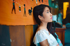 Mơ hoa (Sài gòn-01665 374 974) Tags: snor sony sigma photography photographer flickr digital new featured light art life colorful colour colours photoshop blend asia camera sweet lens artist amazing bokeh dof depthoffield blur 35mm portrait beauty pretty people woman girl lady person indoor vintage vibrant vietnamese