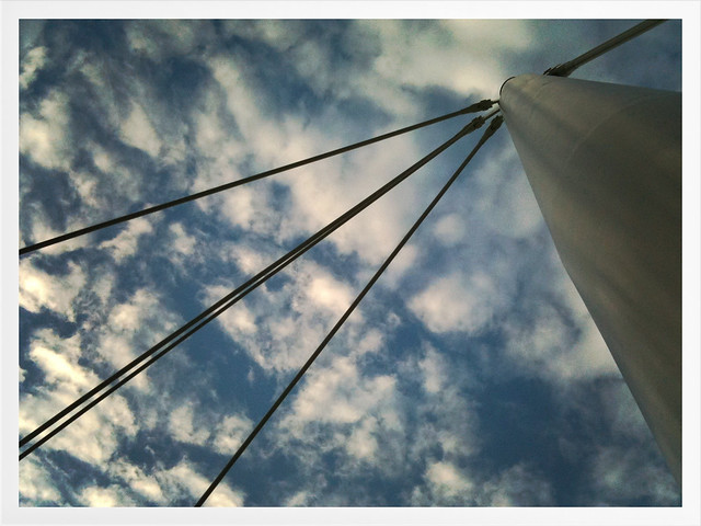 Anchored to the sky