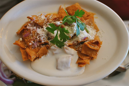 chilaquiles rojox