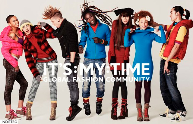 Benetton Its My Time Fall 2010 campaign 01