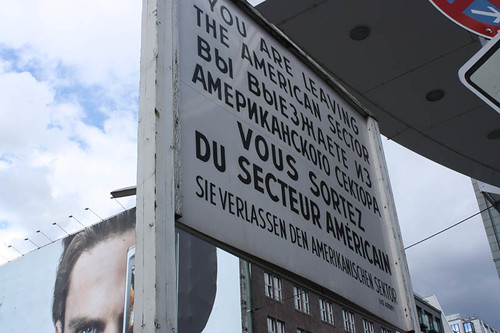 ...just mostly them. (Checkpoint Charlie)