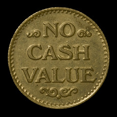 No Cash Value