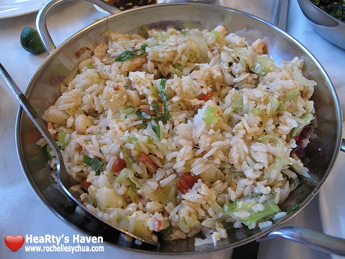 yang chow fried rice xo kitchen