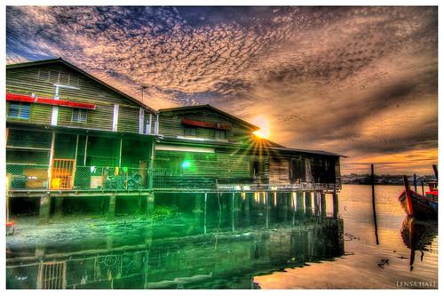 Sunrise @ Kuala Kurau Perak