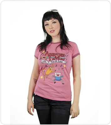 Adventure Time T-Shirt: Finn & Jake
