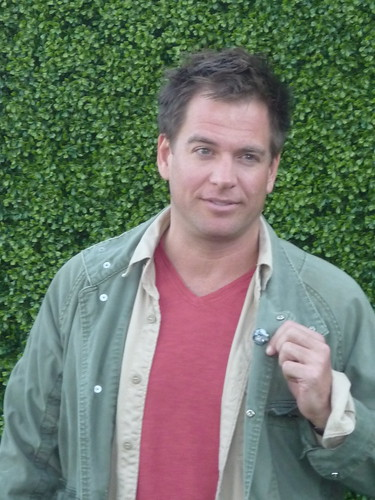 Michael Weatherly by you.