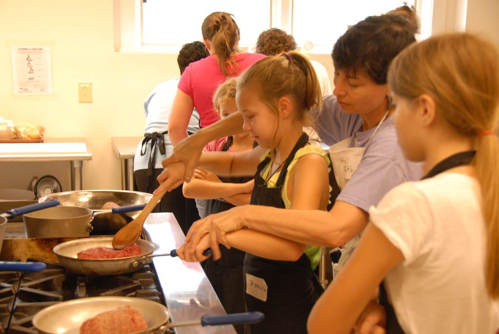 Kids' Cooking Class