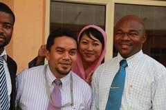 IMG_1152 (UmmAbdrahmaan @AllahuYasser!) Tags: malaysia eq terengganu closingceremony 991 equatorialguinea kualaterengganu instep businessenglish ummabdrahmaan universitisultanzainalabidin unisza