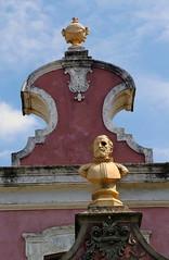 One Eye Casa D'Estoi (Bruce Poole) Tags: sculpture portugal faro bust oneeye antiquite anticando oneeyedman casadestoi paradordestoi