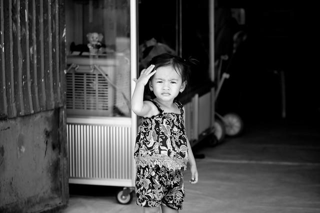 девочка в пномпене