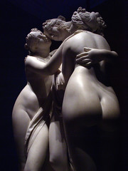 Antonio Canova. The Three Graces. Victoria and Albert Museum. (Ben Levitt) Tags: sculpture victoriaandalbertmuseum graces canova thethreegraces 3graces antoniocanova the3graces artbareessentials benlevitt