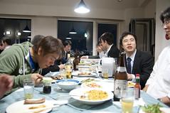 JJUG CCC 2010 Spring 懇親会, レストランさくら, オリンピック記念青少年総合センタ, 代々木