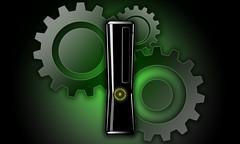 "Xbox Dashboard Re-Design - New ""Settings"" Button (Jordan.A.) Tags: black xbox360 green photoshop design graphicdesign userinterface xbox games videogames button dashboard gears console uidesign gameconsole xboxdashboard xbox360slim"