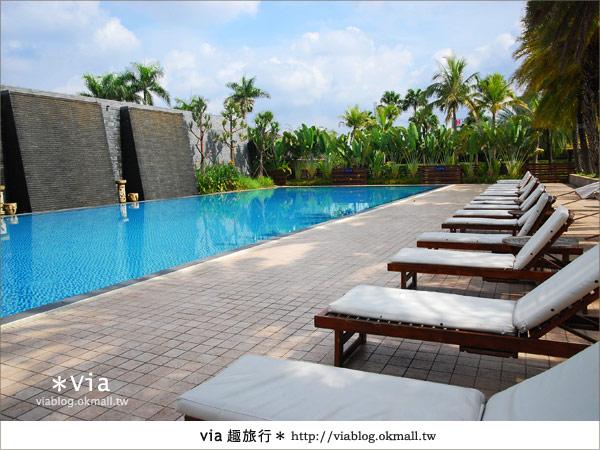 【台南住宿】我在台南遇見峇里島‧桂田酒店7