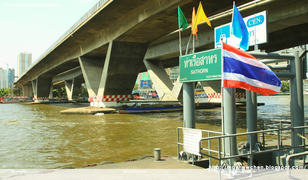Chao Phraya River 02
