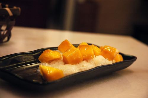 Sugar Granny - Mango Sticky Rice