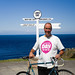 John Stephen former Chairman of Jones Lang LaSalle is cycling from Land's End to John O'Groats