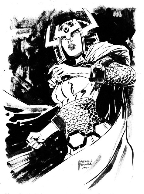 Big_Barda_Sketch_by_heathencomics