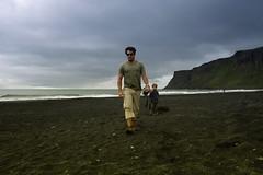 Os Meus Amores (mammita) Tags: iceland marc pau vík islàndia estiu2010 mammitaan