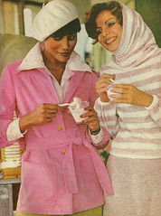 Redbook,  January 1975, McCalls 4181 Blouse (patterngate) Tags: vintage pattern sewing blouse 1975 1970s mccalls redbookmagazine 4181