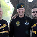 Scott Ellis, LTC Joe Martin, Dave Curlee