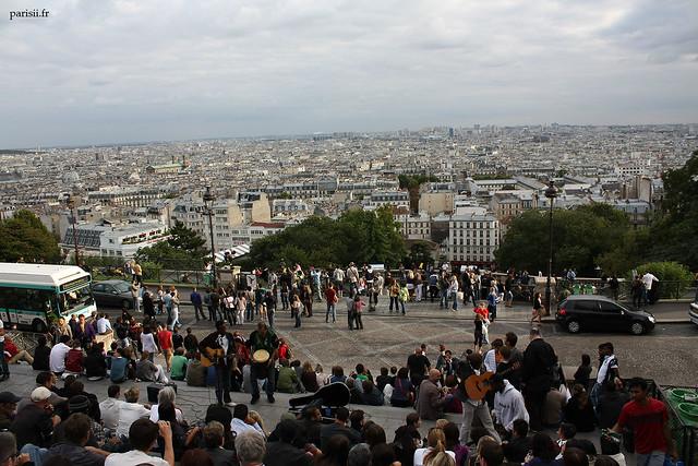 Un des plus beaux panoramas de Paris