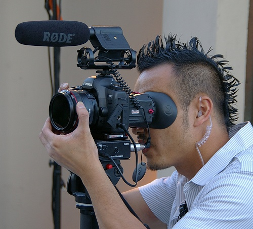 美國的婚禮攝影師
