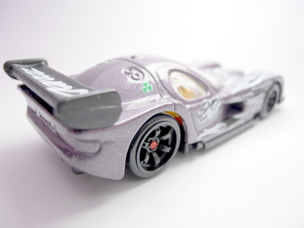 hws speed machines Panoz GTR-1 (5)